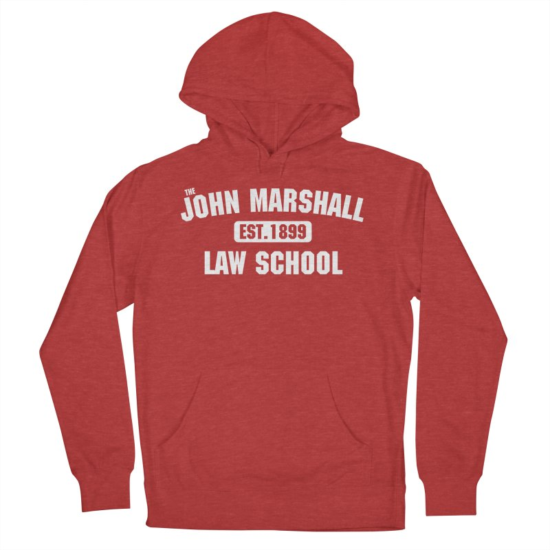 John Marshall Law School - Established 1899 Women's French Terry Pullover Hoody by John Marshall Law School