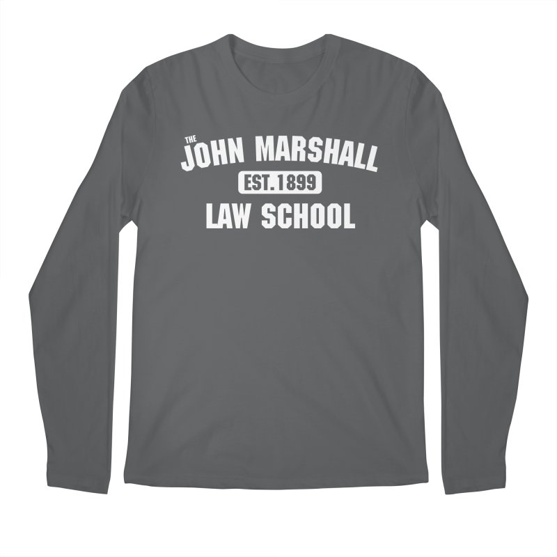 John Marshall Law School - Established 1899 Men's Regular Longsleeve T-Shirt by John Marshall Law School