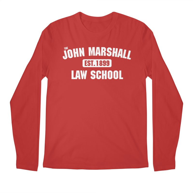 John Marshall Law School - Established 1899 Men's Longsleeve T-Shirt by John Marshall Law School