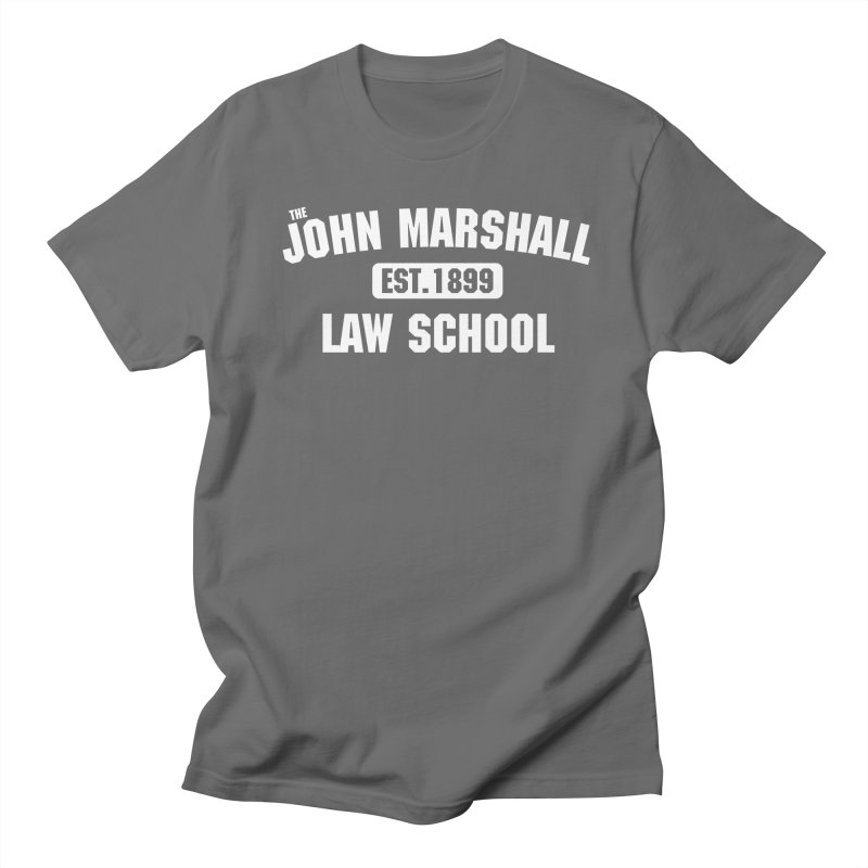 John Marshall Law School - Established 1899 Men's T-Shirt by John Marshall Law School