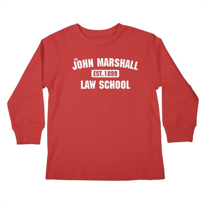 John Marshall Law School - Established 1899 Kids Longsleeve T-Shirt by John Marshall Law School