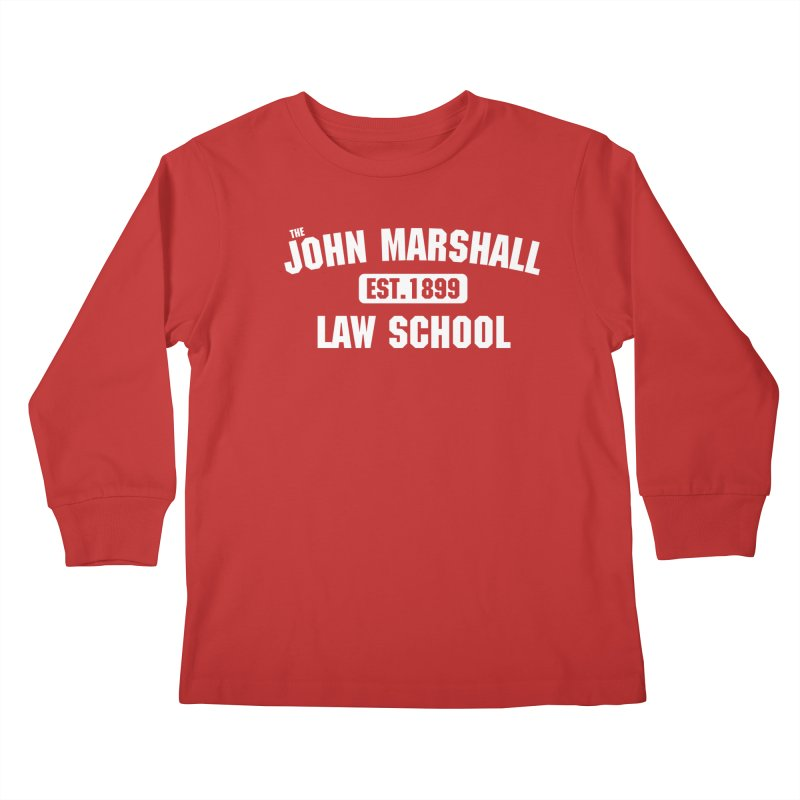 John Marshall Law School - Established 1899 Kids Longsleeve T-Shirt by John Marshall Law School