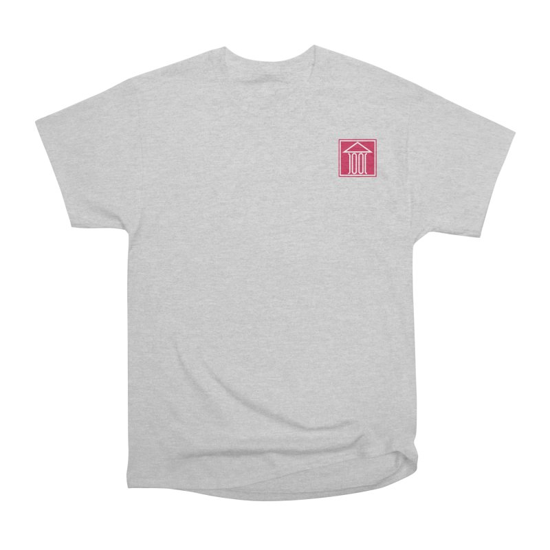 JMLS House Women's Heavyweight Unisex T-Shirt by John Marshall Law School
