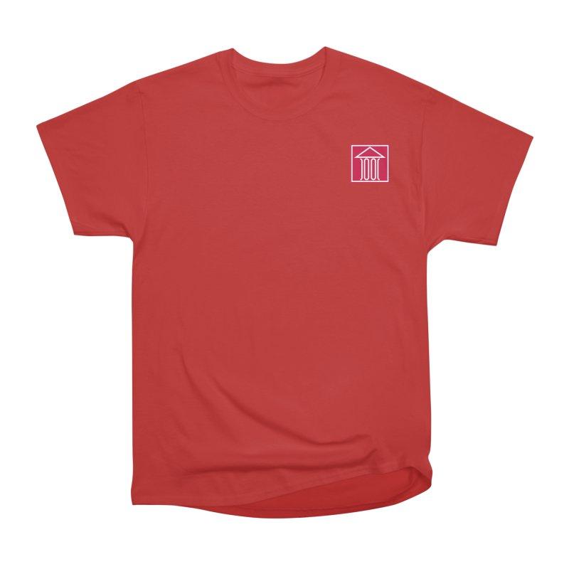 JMLS House Men's Heavyweight T-Shirt by John Marshall Law School