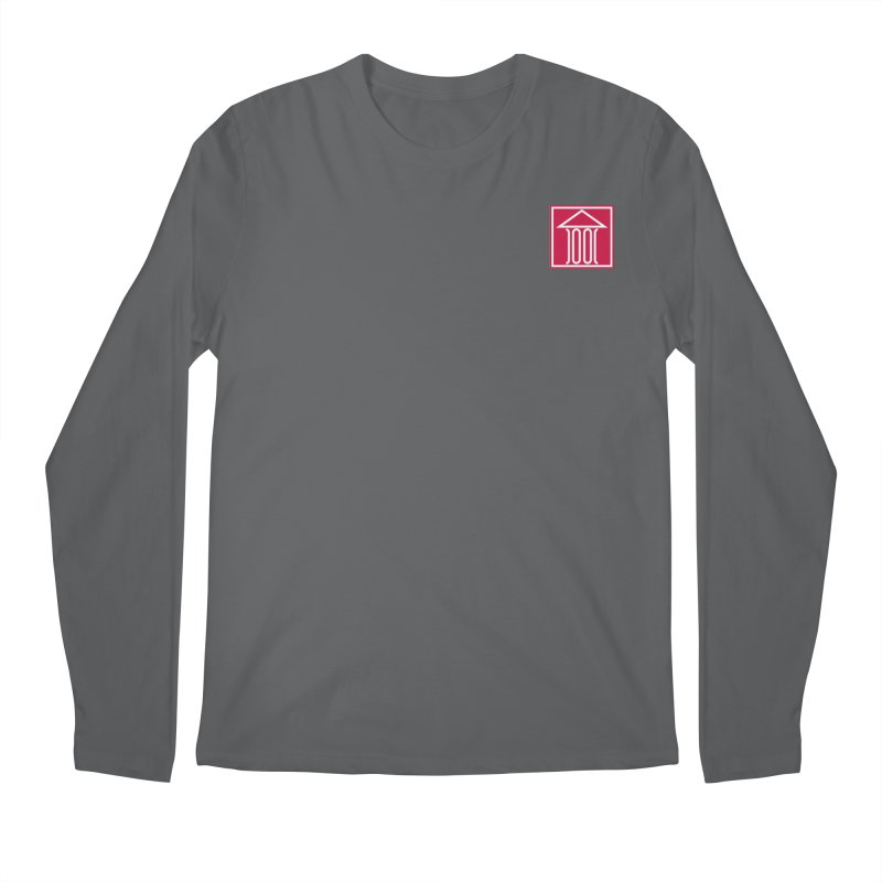 JMLS House Men's Regular Longsleeve T-Shirt by John Marshall Law School