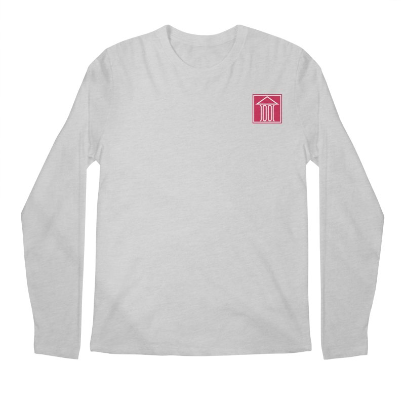JMLS House Men's Longsleeve T-Shirt by John Marshall Law School
