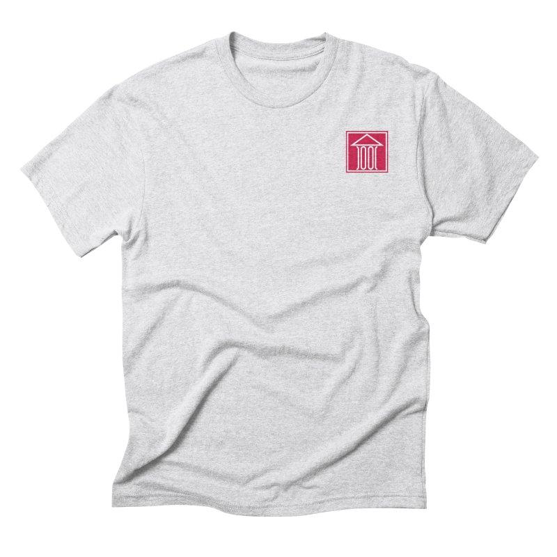 JMLS House Men's Triblend T-Shirt by John Marshall Law School