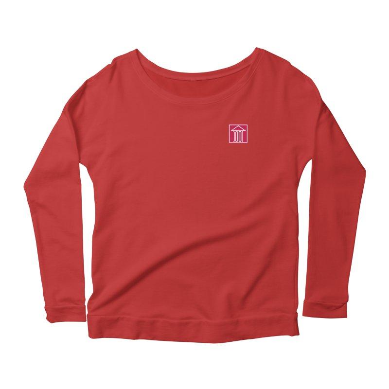 JMLS House Women's Scoop Neck Longsleeve T-Shirt by John Marshall Law School