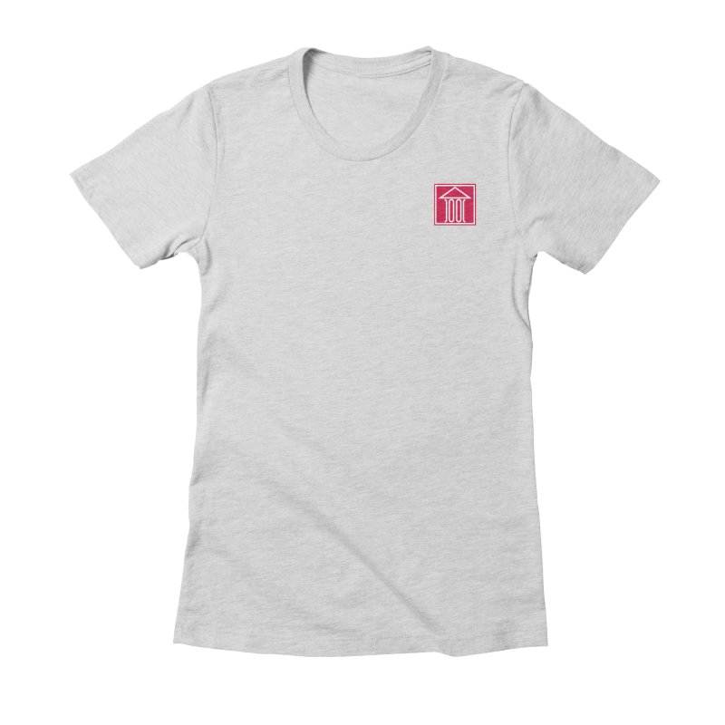 JMLS House Women's Fitted T-Shirt by John Marshall Law School
