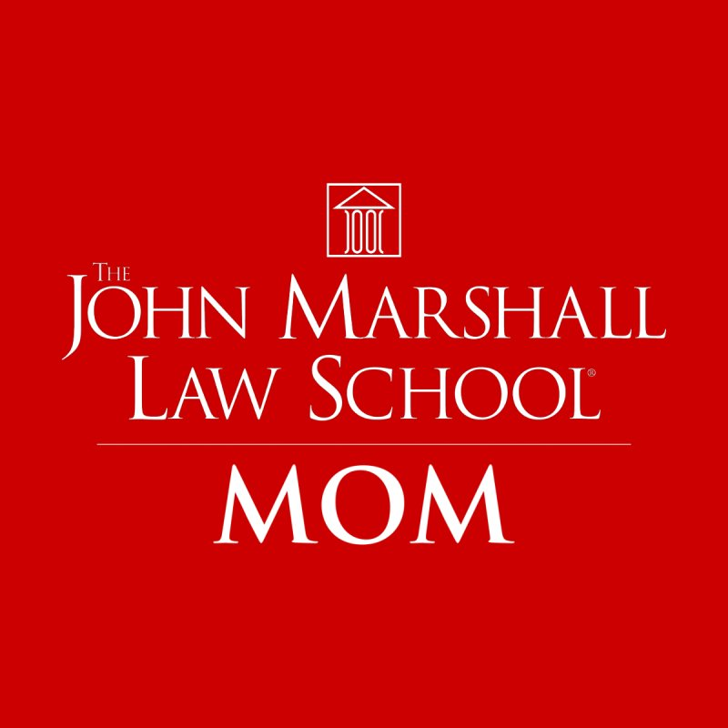 JMLS MOM Women's V-Neck by John Marshall Law School
