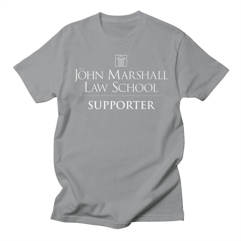 JMLS Supporter Women's Regular Unisex T-Shirt by John Marshall Law School