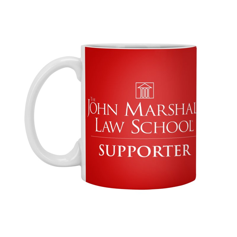 JMLS Supporter Accessories Standard Mug by John Marshall Law School