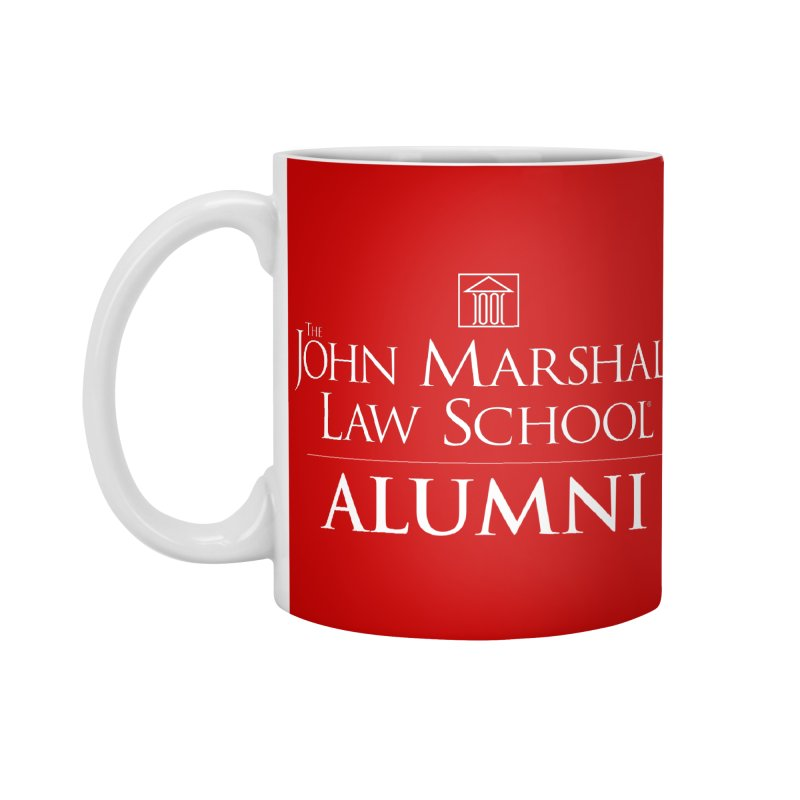 JMLS Alumni in Standard Mug White by John Marshall Law School