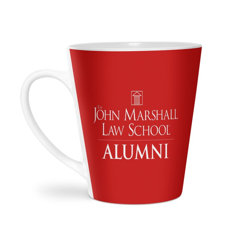 JMLS Alumni Accessories Latte Mug by John Marshall Law School