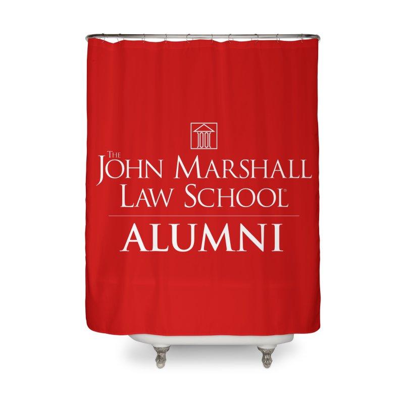 JMLS Alumni Home Shower Curtain by John Marshall Law School