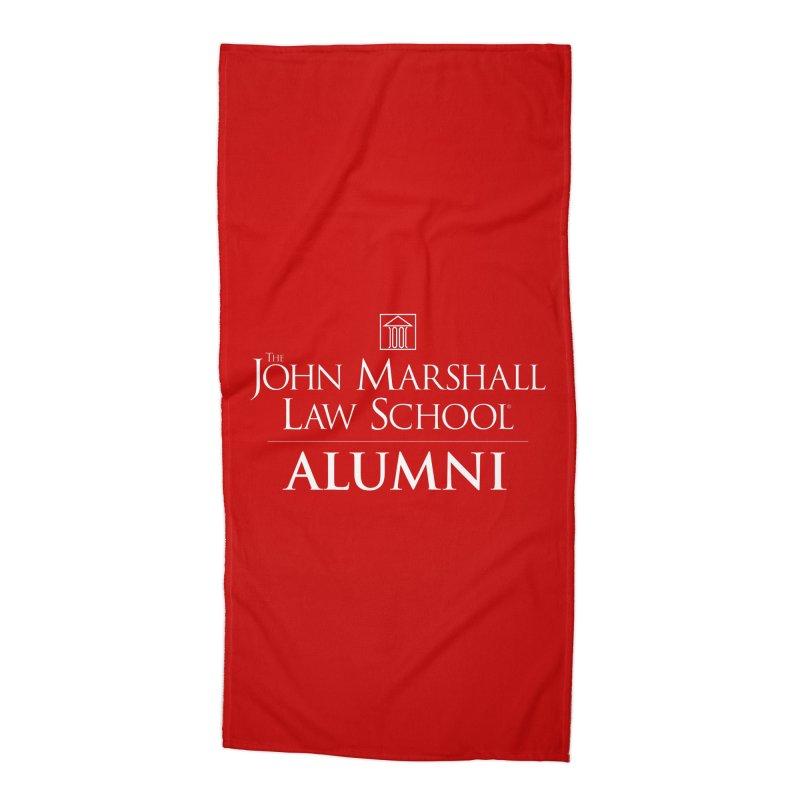 JMLS Alumni Accessories Beach Towel by John Marshall Law School