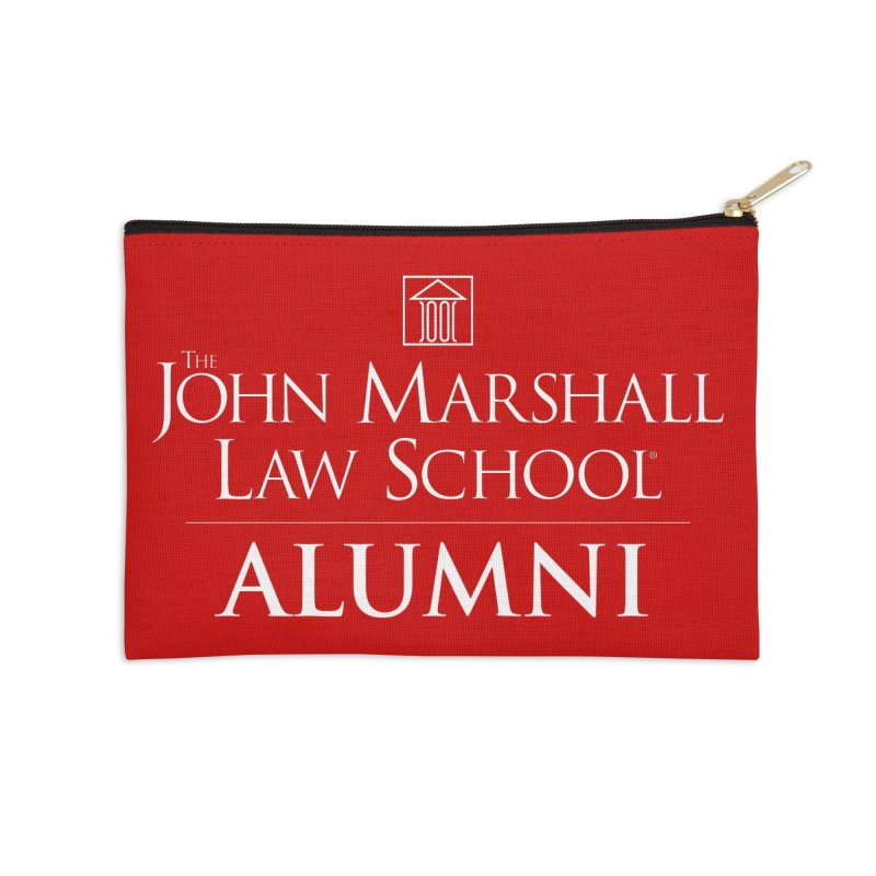 JMLS Alumni Accessories Zip Pouch by John Marshall Law School