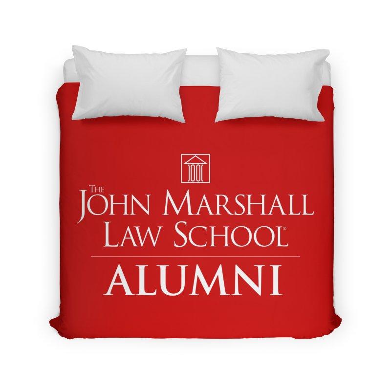 JMLS Alumni Home Duvet by John Marshall Law School