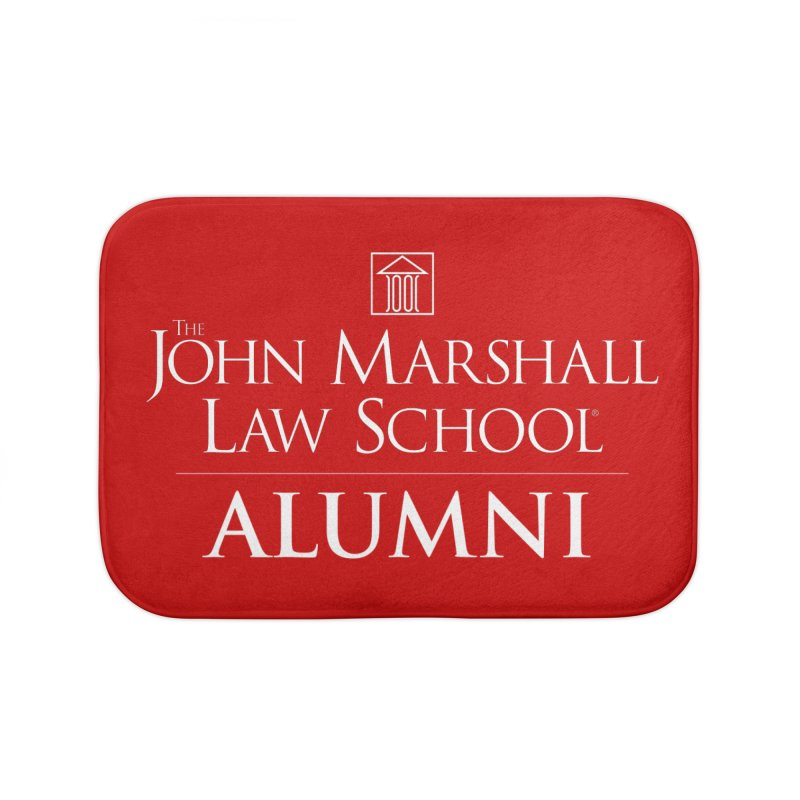 JMLS Alumni Home Bath Mat by John Marshall Law School