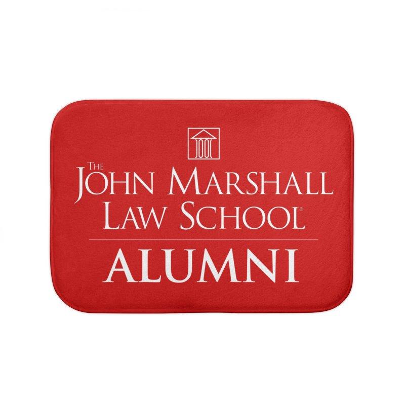 JMLS Alumni Home Bath Mat by John Marshall Law School