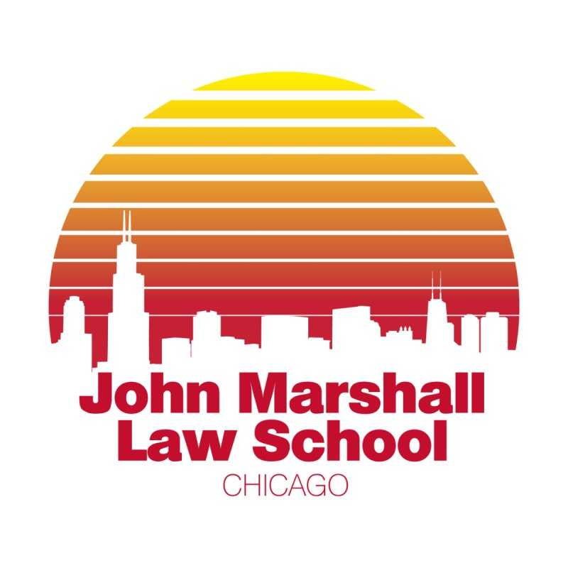 80's Retro Inspired JMLS Men's Longsleeve T-Shirt by John Marshall Law School