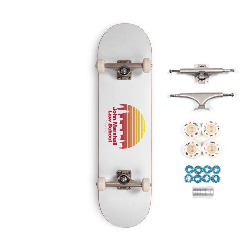 80's Retro Inspired JMLS Accessories Complete - Premium Skateboard by John Marshall Law School