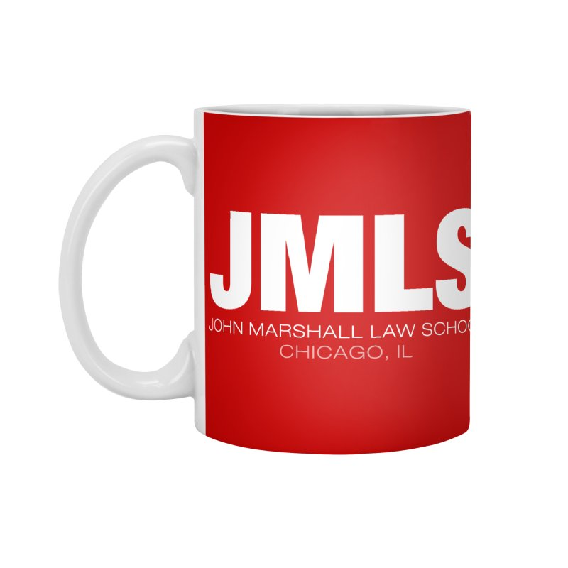JMLS Mug Accessories Standard Mug by John Marshall Law School