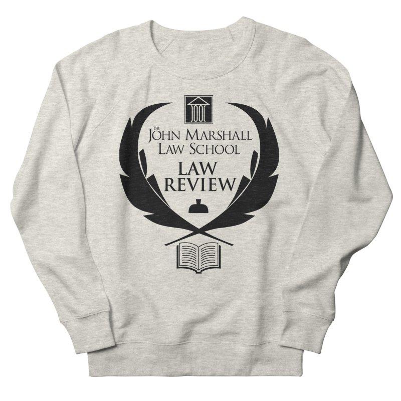JMLS Law Review Men's French Terry Sweatshirt by John Marshall Law School
