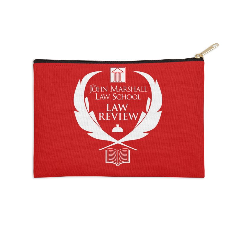 JMLS Law Review in Zip Pouch by John Marshall Law School