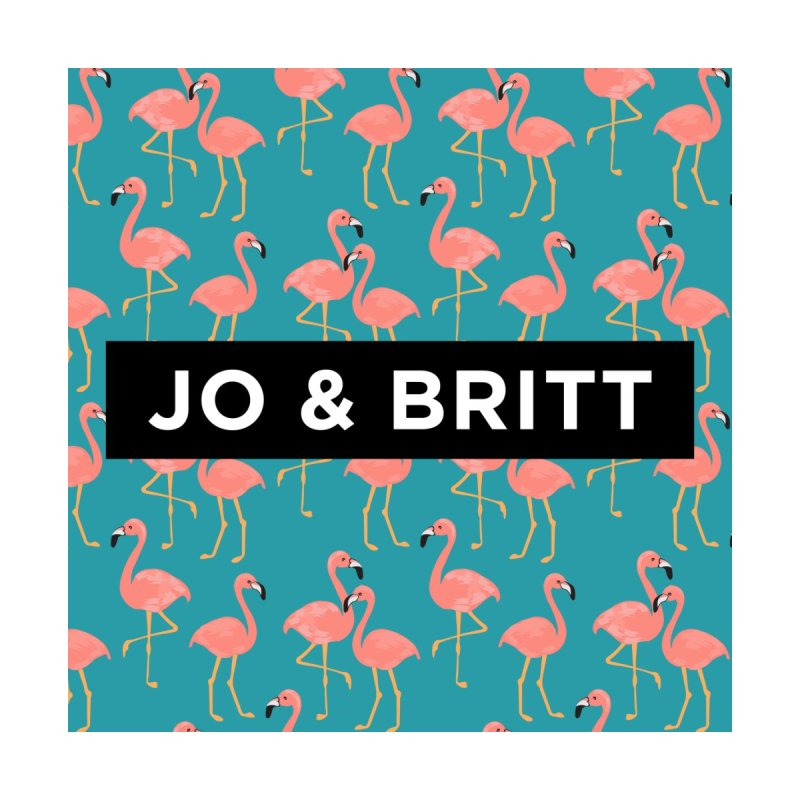 Forever Summer - Blue Flamingo by Jo & Britt's Shop