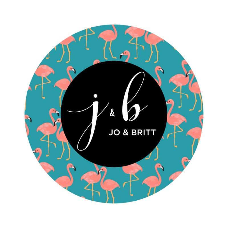 Forever Summer - Blue Flamingo Accessories Phone Case by Jo & Britt's Shop
