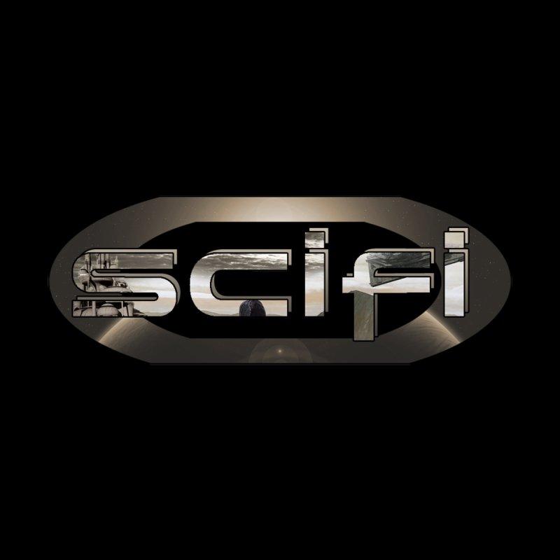 SciFi Accessories Skateboard by Joan Ninja Hen's Playground