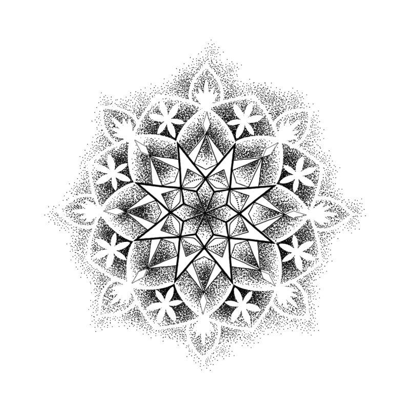 Dotwork Mandala Accessories Notebook by Jocelyn Tattoo