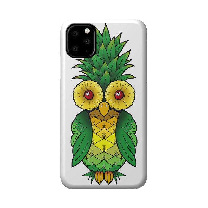 Pineappowl Accessories Phone Case by Jocelyn Tattoo
