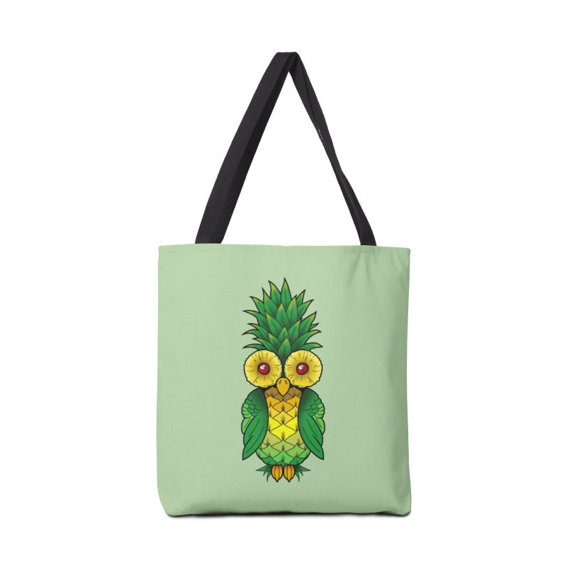 Pineappowl Accessories Tote Bag Bag by Jocelyn Tattoo