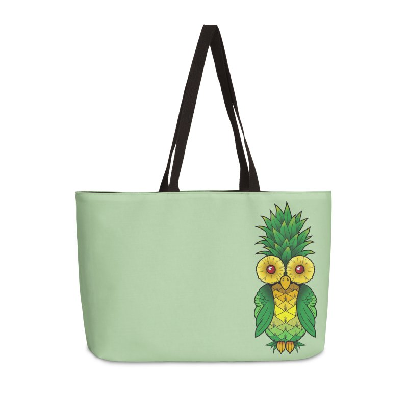 Pineappowl Accessories Weekender Bag Bag by Jocelyn Tattoo
