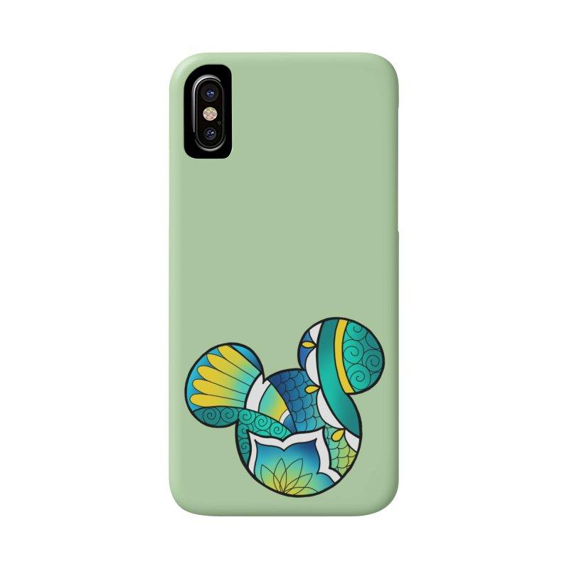 Ornamental Mickey Accessories Phone Case by Jocelyn Tattoo