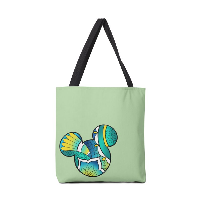 Ornamental Mickey Accessories Tote Bag Bag by Jocelyn Tattoo