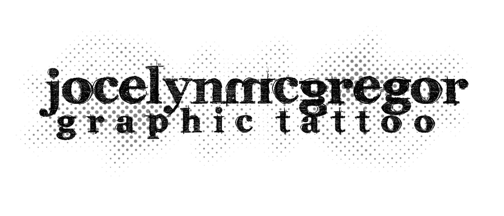 Jocelyn Tattoo Logo