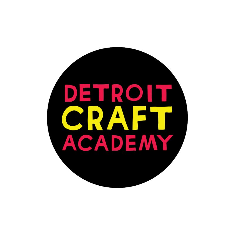 Detroit Craft Academy Men's T-Shirt by Jodilynn Doodles's Artist Shop