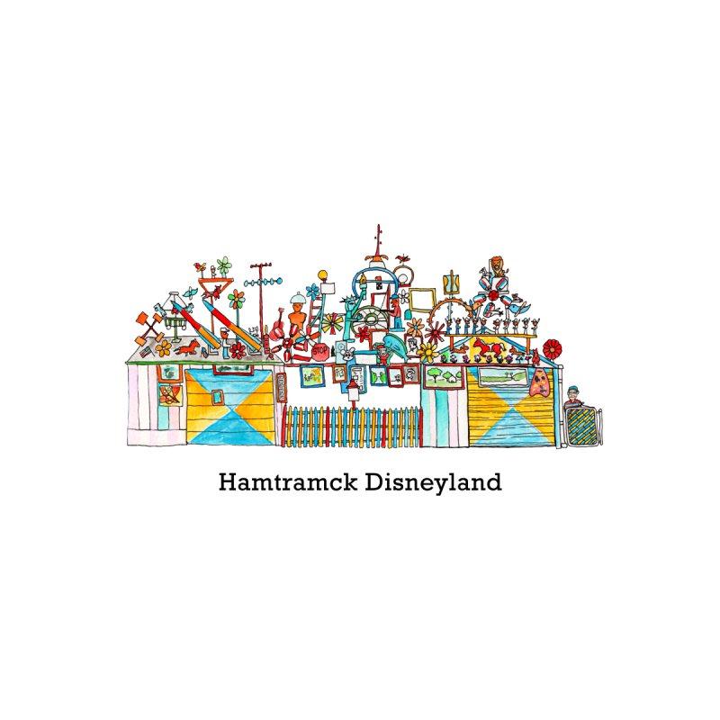 Hamtramck Disneyland by jodilynndoodles's Artist Shop