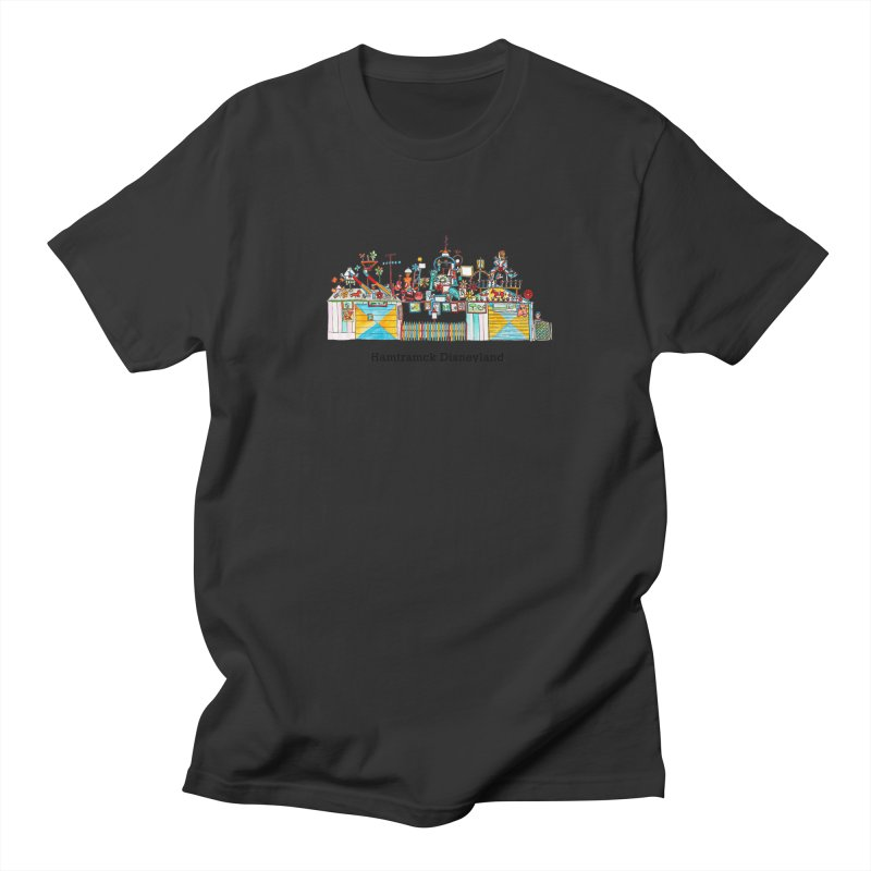 Hamtramck Disneyland Men's Regular T-Shirt by jodilynndoodles's Artist Shop