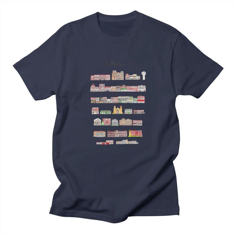 Hillsboro Illinois Women's Regular Unisex T-Shirt by jodilynndoodles's Artist Shop