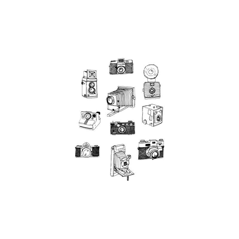 Vintage Cameras by jodilynndoodles's Artist Shop