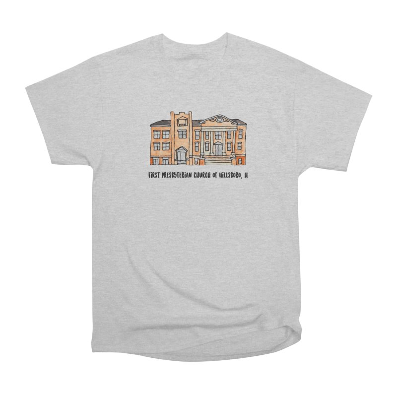 First presbyterian church Women's Heavyweight Unisex T-Shirt by jodilynndoodles's Artist Shop