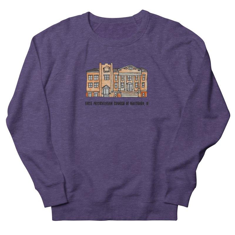 First presbyterian church Women's French Terry Sweatshirt by jodilynndoodles's Artist Shop
