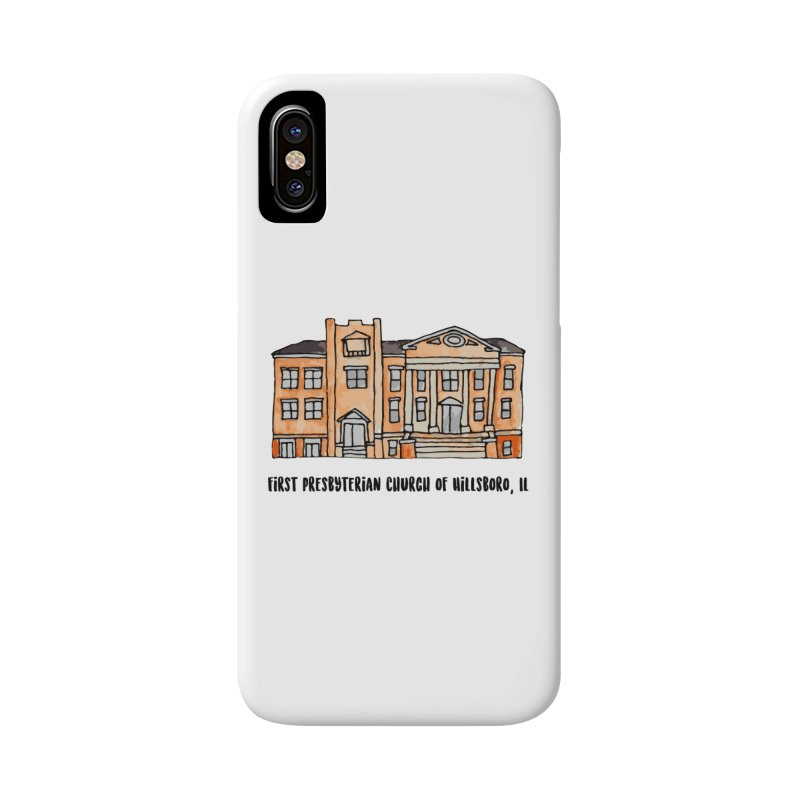 First presbyterian church Accessories Phone Case by jodilynndoodles's Artist Shop