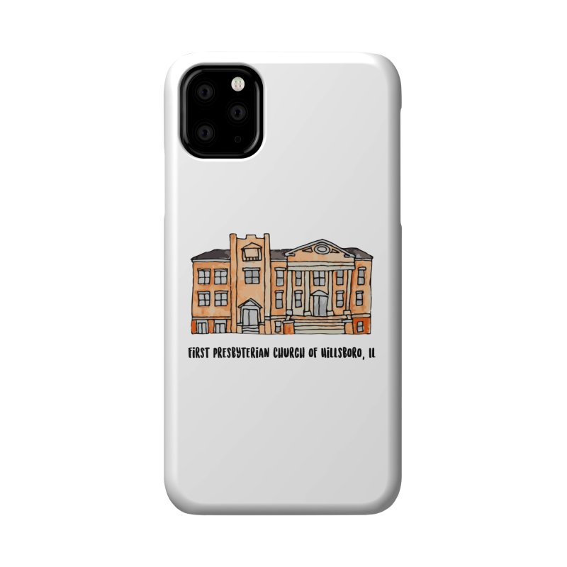 First presbyterian church Accessories Phone Case by Jodilynn Doodles's Artist Shop