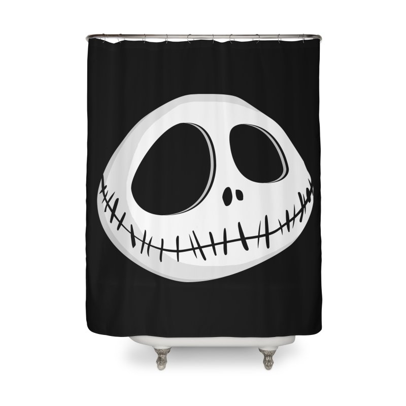 Jack Skellington Home Shower Curtain By Jody Terblanche