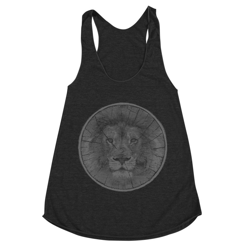 Ring Leader Women's Racerback Triblend Tank by His Artwork's Shop